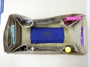 ช่องจัดระเบียบกระเป๋า Lv/speedy 35 (สีเบจ) (ราคานี้ยังไม่รวมค่าส่งค่ะ)