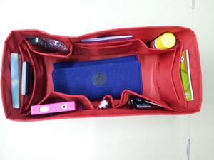 ช่องจัดระเบียบกระเป๋า Lv/speedy 30 (สีแดง) (ราคานี้ยังไม่รวมค่าส่งค่ะ)