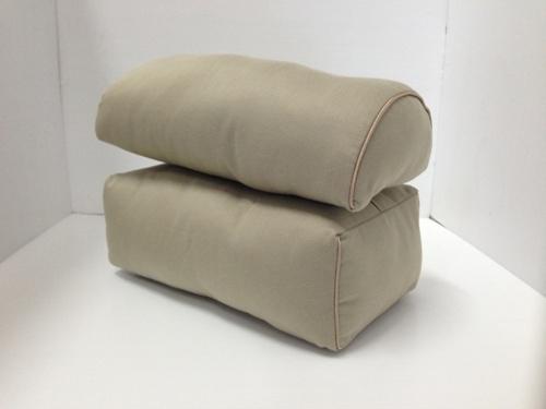 หมอนดันทรงกระเป๋า Lv/Keepall 45 (สีเบจ) (ราคานี้ยังไม่รวมค่าส่งค่ะ)
