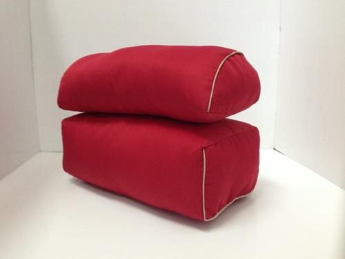 หมอนดันทรงกระเป๋า Lv/Keepall50 (สีแดง) (ราคานี้ยังไม่รวมค่าส่งค่ะ)