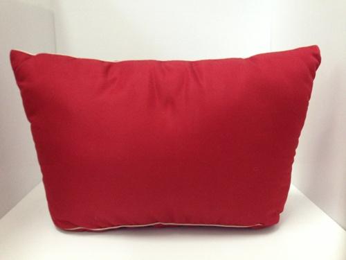 หมอนดันทรงกระเป๋า Lv/neverfull pm (สีแดง) (ราคานี้ยังไม่รวมค่าส่งค่ะ)