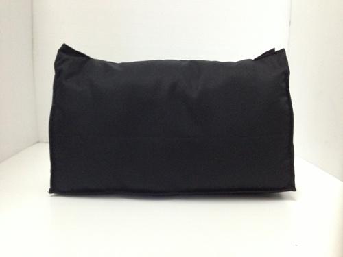 หมอนจัดทรงกระเป๋าchanel classic10นี้ว สีดำ (ราคานี้ยังไม่รวมค่าส่งค่ะ)