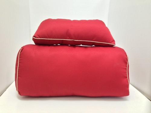 หมอนจัดทรงกระเป๋าLV Trevi pm สีแดง (ราคานี้ยังไม่รวมค่าจัดส่ง)