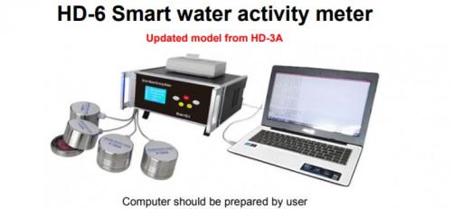 เครื่องมือวัดค่า Smart Water Activity Meter รุ่น HD-6