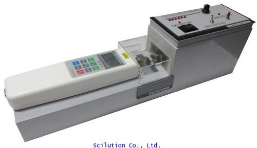 เครื่องวัดความแข็งเม็ดยา แบบกึ่งอัตโนมัติ Hardness Tablet Tester Digital Semi Auto รุ่น HDS Series
