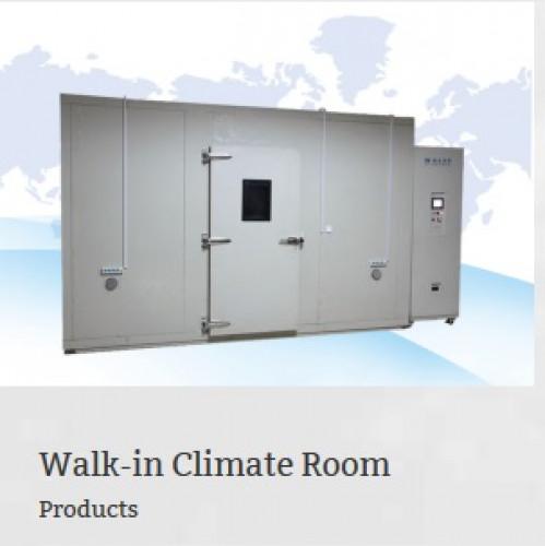 ตู้ขนาดใหญ่  Walkin Chamber enviromental HAIDA
