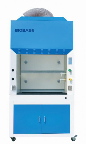 ตู้ลดไอกรด ตู้ระบาย อากาศเสีย ตู้ ดูด ไอ กรด สาร  Fume Hood Biobase FH (A) series Fume Hood
