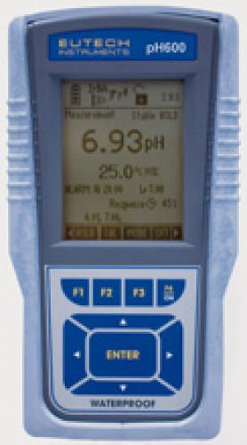 เครื่องวัดกรดด่าง  pH meter Cyberscan รุ่น pH 600