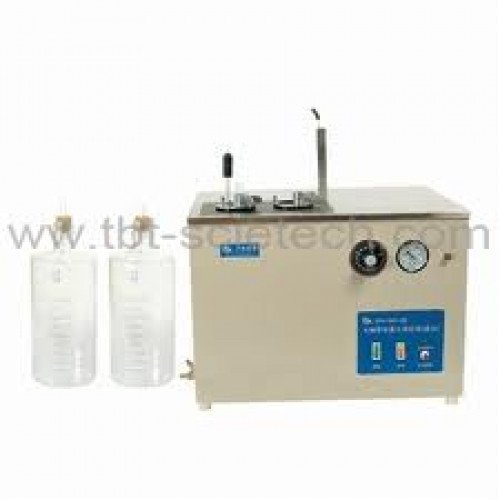 เครื่องวัดความหนืด Digital Viscometer Capillary Viscometer Washer (Heavy Oil) (SYD-265-2)