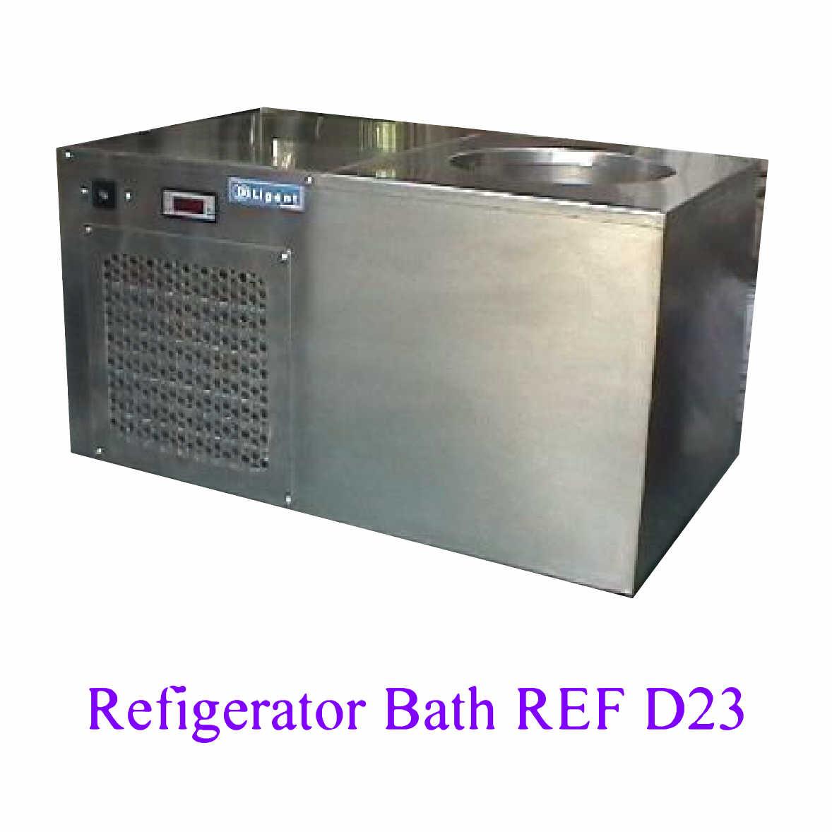 เครื่องทำน้ำเย็น Water Circulating Cooling Bath Diligent รุ่น REF-D 23