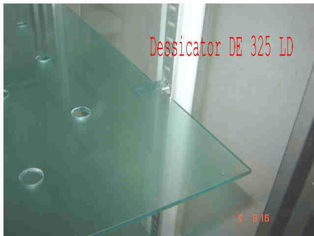 ตู้ลดความชื้น , Desiccator Cabinet แบบใช้ชุดควบคุม รุ่น DE-325LD 4