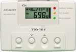 F2000IAQ-CO2 detector/Indicator เครื่องตรวจจับ / ไฟแสดงสถานะ F2000IAQ-CO2