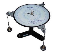โต็ะแรง Force table  สมดุลย์ของแรง
