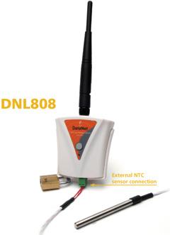 USB Data Logger , บันทึกอุณหภูมิ , เครื่องวัดอุณหภูมิและบันทึกอุณหภูมิ รุ่น Mini DataNet