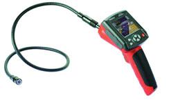 กล้องส่องในท่อ พื้นที่อับ พื้นที่แคบ video borescope รุ่น BS-150