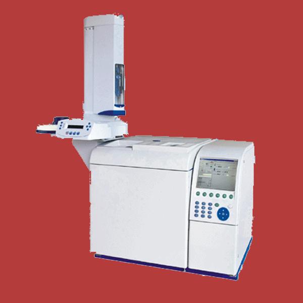 แก๊ซ โครมาโตกราฟ Gas Chromatograph รุ่น GC9710