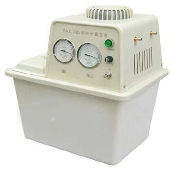 ปั้มสูญญากาศ Aspirator Vacuum pump water circulate pump รุ่น SHZ-IIIB