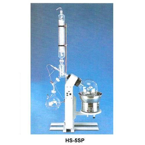 Evaporator Rotatable Evaporator เครื่องกลั่นระเหยแห้ง  HS-5SP