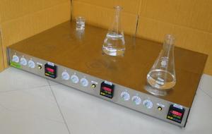 Magnetic stirrer เครื่องกวนสาร Stirrer เครื่องละลายสารเคมี  Diligent with Stirrer Model ST-900T