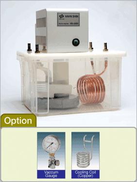 ปั้มสูญญากาศ Aspirator Vacuum pump water circulate pump รุ่น HS-3000