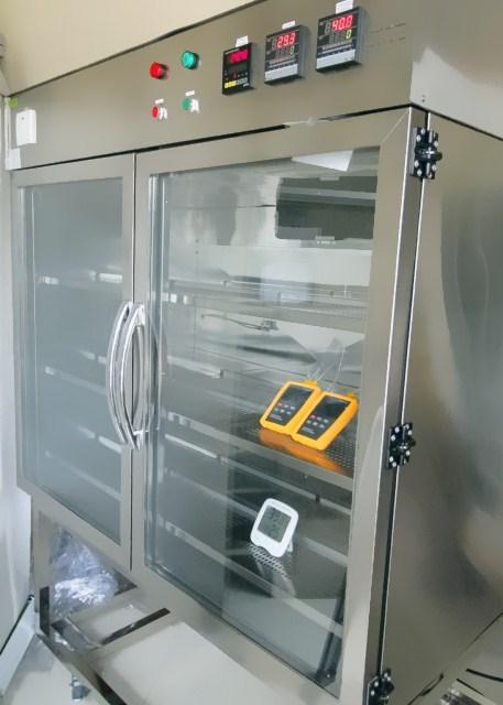 ตู้ควบคุมอุณหภูมิสำหรับสัตว์ทดลอง