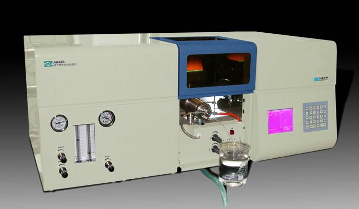 เครื่องวิเคราะห์โลหะหนัก Atomic Absorption Spectrophotometer AAS รุ่น AA320N