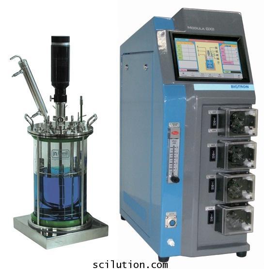 ถังหมัก เครื่องหมัก Lab Fermentor Biotron GX Type2
