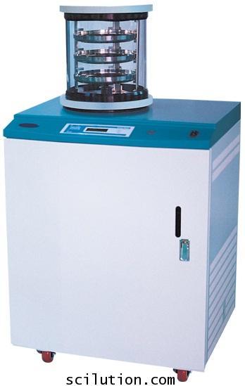 ตู้แช่ เก็บตัวอย่าง Freeze Dryer CleanVac 8