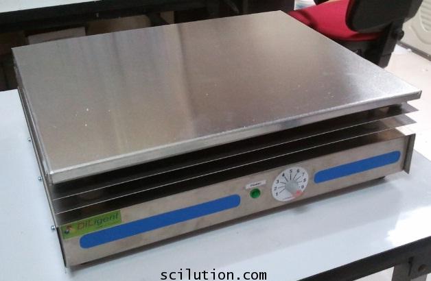 เครื่องให้ความร้อน Hot plate เตาความร้อน  เพลทความร้อน  hotplate รุ่น HP-4335