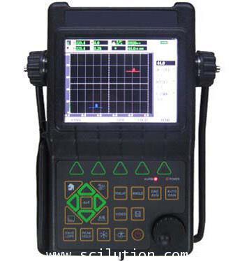 เครื่องวัดหา รอยร้าว เกิดตำหนิ ข้อบกพร่อง Portable Ultrasonic Flaw Detector รุ่น TBT-UT800C