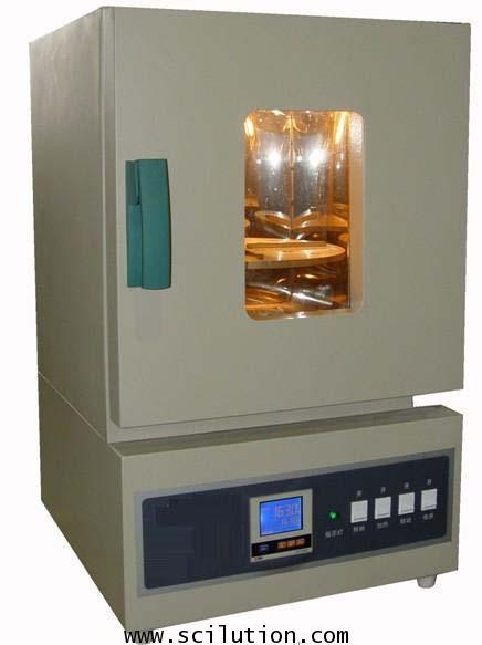 Oven, ตู้อบ, ตู้อบความร้อน Asphalt Film Rotating Oven MODEL 82