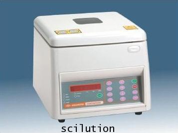 เครื่องปั่นเลือด โลหิต  Hematocrit  Centrifuge Model HCD 2000