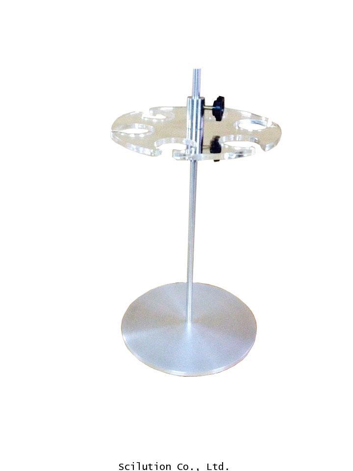 ขาตั้งเครื่องแก้ว Stand for Separate Funnel