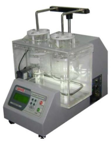 เครื่องหาการกระจายตัวของยา Microprocessor Based Tablet Disintegration Machine รุ่น TD-2