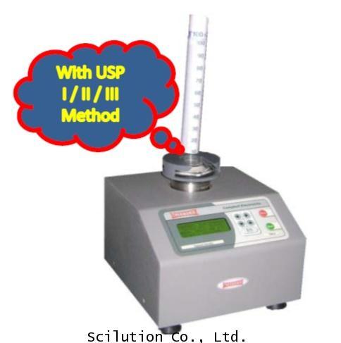 เครื่องทดสอบความหนาแน่นแบบ  Tapped Density Apparatus รุ่น TDA-2