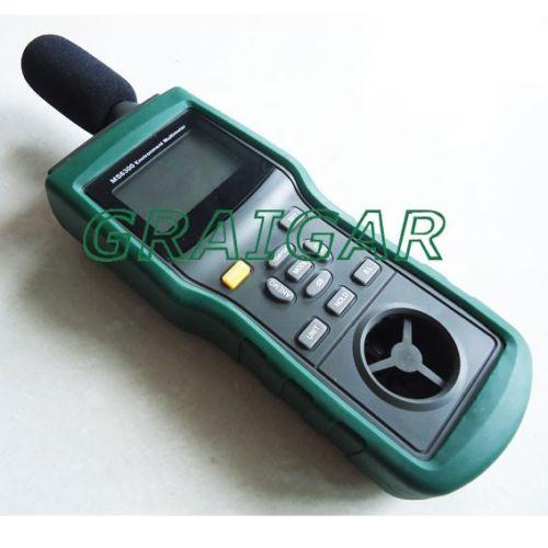 หัววัด 5 ชนิด รุ่น MS6300 6 IN1