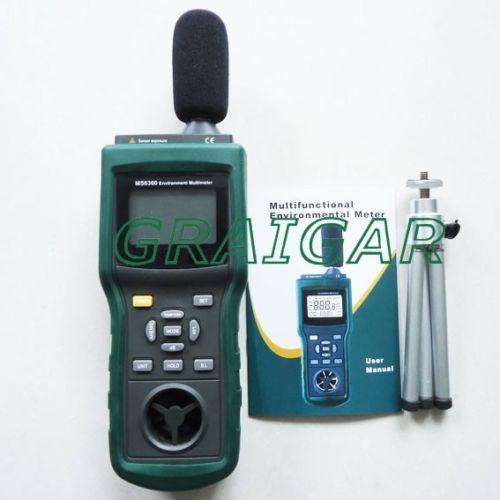หัววัด 5 ชนิด รุ่น MS6300 6 IN1 1
