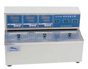 อ่างน้ำร้อน  มี3 อ่างแยกระบบควบคุมอ่างน้ำร้อน อิสระ  หม้อต้มร้อน Bluepard Model DK-series