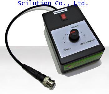 pH  calibrator and  Electrode Tester  เครื่องสอบเทียบเครื่องทดสอบและเครื่องทดสอบ Tester