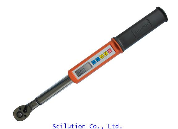 เครื่องวัดแรงบิด เครื่องทดสอบแรงบิด Digital Torque Wrench รุ่น SDH Series