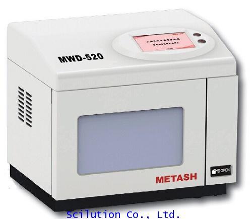 เครื่องย่อยสลายตัวอย่างด้วยระบบไมโครเวฟ Microwave Digestion System รุ่น MWD-5XX
