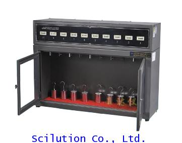 เครื่องทดสอบเทปกาวชนิดอุณหภูมิปกติNormal temperature type tape retention tester Haida รุ่น HD-C524-1
