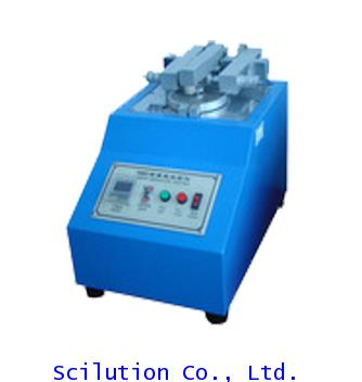 เครื่องทดสอบการสึกกร่อน ISO taber  abrasion Test Machine HAIDA Model HD-1081