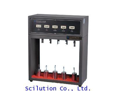 เครื่องทดสอบความคงทนของเทป temperature type adhesive tape retentivity tester HAIDA รุ่น HD-C524