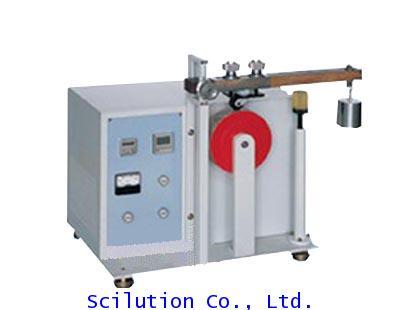 เครื่องทดสอบการถลอกหนัง Leather Case Castor Abrasion Testing Machine HAIDA Model HD-128