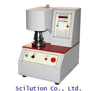 เครื่องทดสอบความสามารถในการทดสอบแรง Automatic Bursting Strength Tester HAIDA Model HD-504A