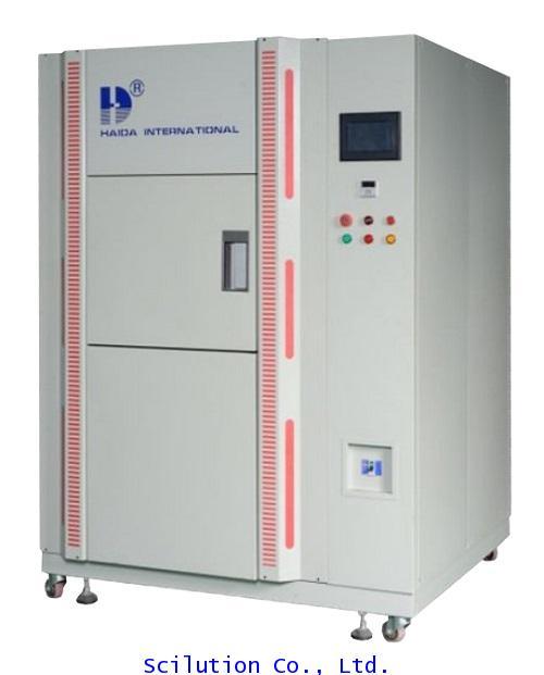 ตู้ทดสอบอุณหภูมิ แบบช็อกความร้อน HAIDA Thermal Shock Test Chamber  HAIDA