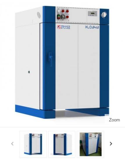 ETUVE INDUSTRIELLE  Industrial Oven XL รุ่น XL Series