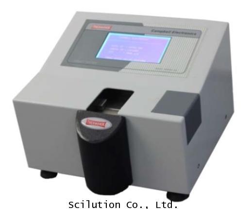 เครื่องทดสอบความเเข็งของเม็ดยา Tablet Tester with Five Parameter รุ่น WWTDH-550