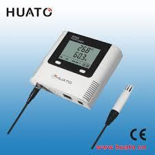 TCP / IP lan ข้อมูลบันทึกอุณหภูมิ  HUATO Model  S300-EX-RJ45 ระบบเครือข่าย